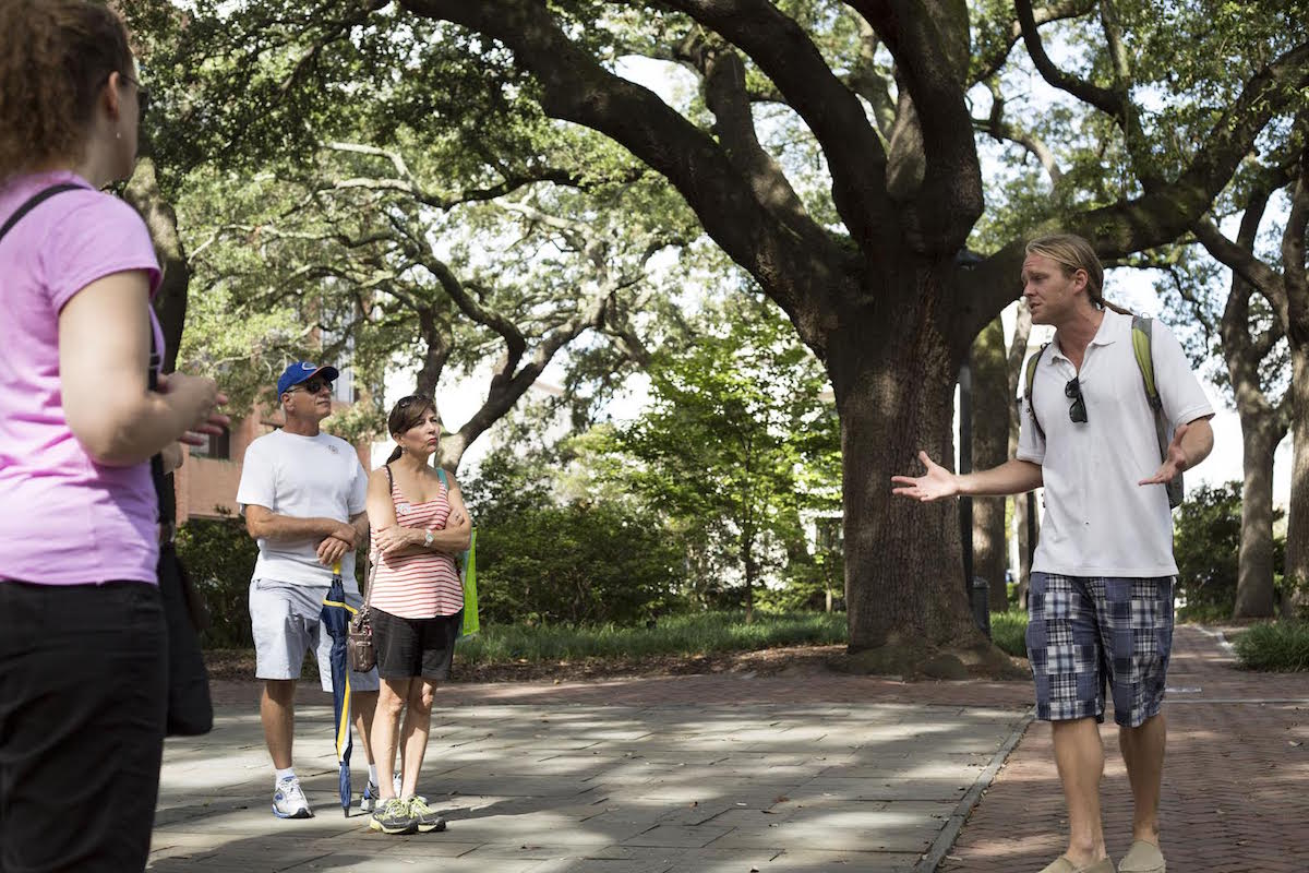 Free Savannah Tours – Best Walking Tours In Savannah, Georgia